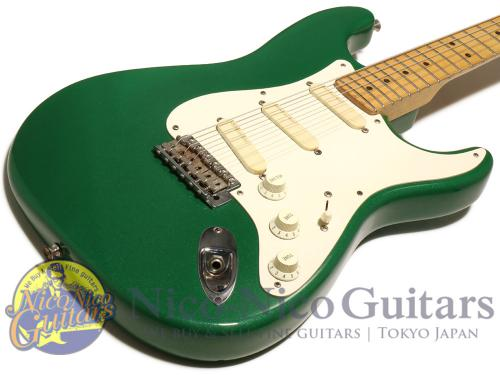 Fender 1993 Eric Clapton Stratocaster (Candy Green)