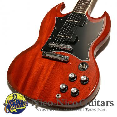Gibson USA 2010 SG Classic P-90 (Cherry)