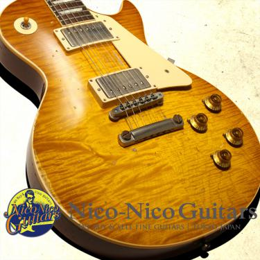 Gibson Custom Shop 2016 Mike McCready 1959 Les Paul Signed Aged (McCready Burst)