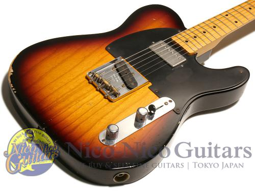Fender Custom Shop 2010 '52 Telecaster Relic HB (Sunburst)