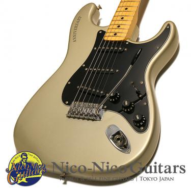 Fender 1979 The 25th Anniversary Stratocaster (Silver)
