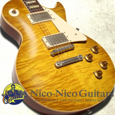 Gibson Custom Shop 2012 Historic 1959 Les Paul VOS (Lemon Burst)
