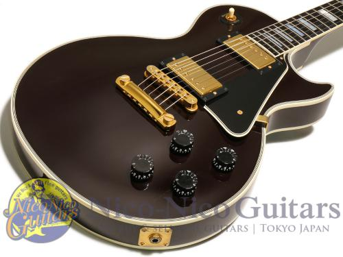 Gibson Custom Shop 2007 Les Paul Custom (Oxblood)