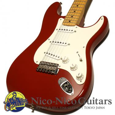 Fender Custom Shop 2002 '56 Stratocaster NOS (Dakota Red)