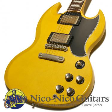 Gibson Custom Shop 2001 Historic SG Standard Aged (TV Yellow)