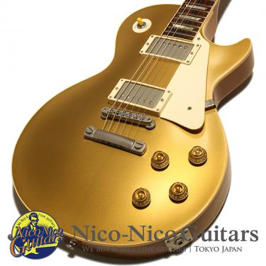Gibson Custom Shop 2008 Historic 1957 Les Paul VOS  (Gold)