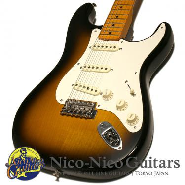 Fender Custom Shop 2007 MBS Eric Johnson Stratocaster Master Built by Dennis Galuszka (Sunburst)