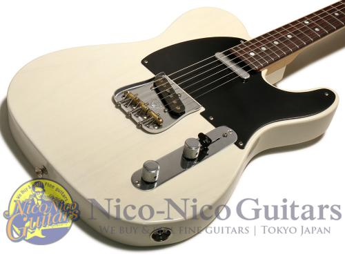 Fender Custom Shop 2013 Telecaster Pro Closet Classic (White Blonde)