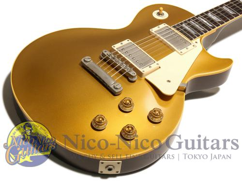 Gibson Custom Shop 2001 Historic 1957 Les Paul Dark Back (Gold)