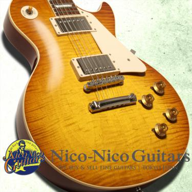 Gibson Custom Shop 2016 Standard Historic 1959 Les Paul Gloss (Iced Tea Burst)