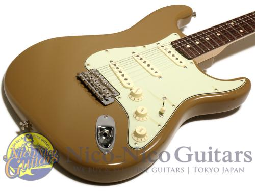 Fender Custom Shop 2012 Charizma NOS (Light Brown of Maple Suger)