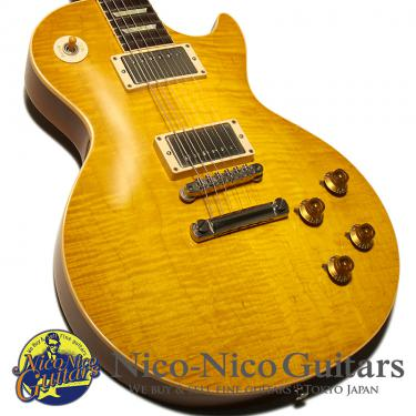 Gibson Custom Shop 2012 Historic Collection 1958 Les Paul Gloss  (Lemon Drop)