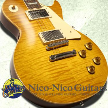 Gibson Custom Shop 2016 True Historic 1959 Les Paul Vintage Gloss (Lemon Burst)