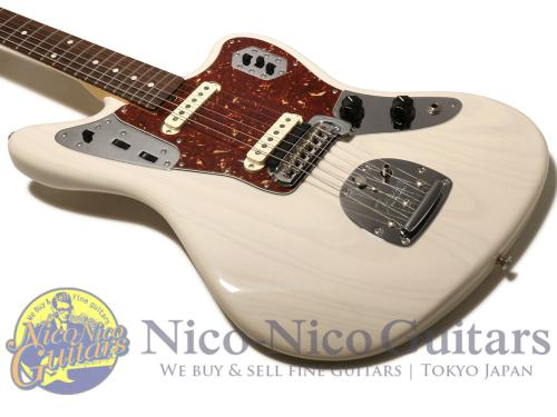 Fender Custom Shop 2013 '62 Jaguar NOS (White Blonde)