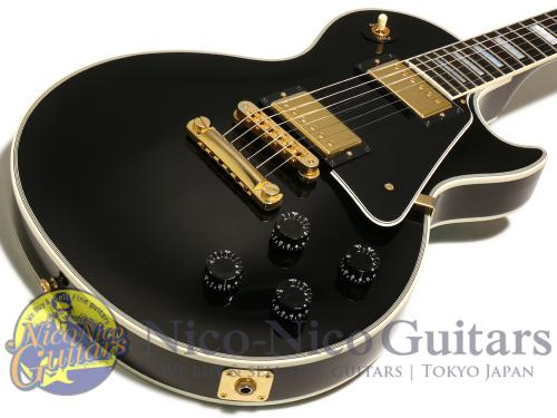 Gibson Custom Shop 2010 Les Paul Custom (Ebony Black)
