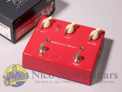 VOX Joe Satriani Satchurator Distortion