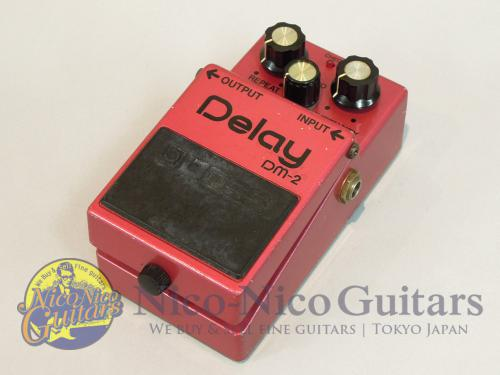 Boss 1983 DM-2 Delay