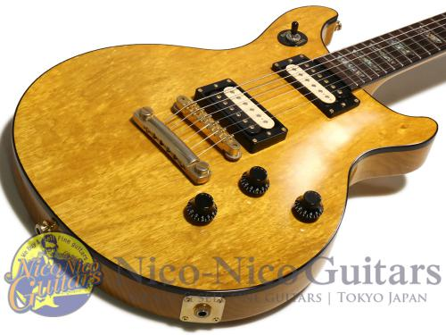 Gibson Custom Shop 2010 TAK DC Korina (Natural)