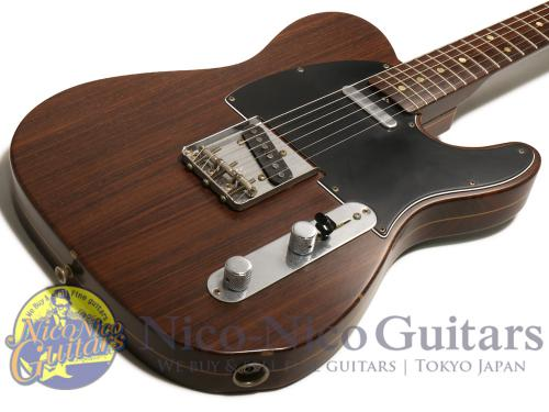 Fender Custom Shop 2003 Masterbuilt Rosewood Telecaster Relic by John English (Natural)