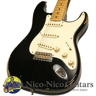 Fender Custom Shop 2006 1956 Stratocaster Relic (Black)