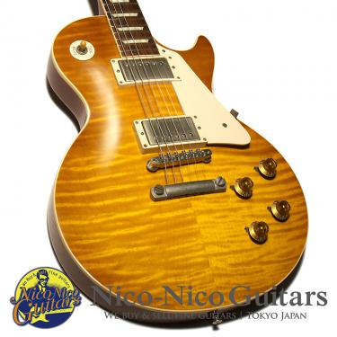 Gibson Custom Shop 2013 Historic Collection 1959 Les Paul VOS Hand Selected (Dirty Lemon)