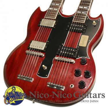 Gibson Custom Shop 2015 EDS-1275 (Cherry)