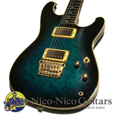 Ibanez 1984 Roadstar II Series RS1010 SL Steve Lukather (Marine Sunburst)