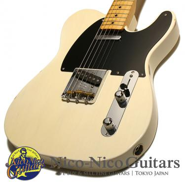 Fender Custom Shop 2014 TB 1952 Telecaster NOS (White Blonde)
