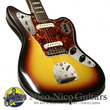 Fender 1966 Jaguar (Sunburst)