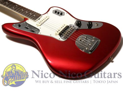 Fender 2013 New American Vintage '65 Jaguar (Candy Apple Red)