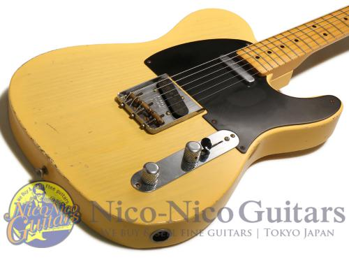 Fender Custom Shop 2008 '51 Nocaster Relic (Blonde)