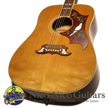 Gibson 2006 Historic 1960's Dove (Natural)