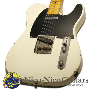Nash Guitars 2016 T-52 (Olympic White)