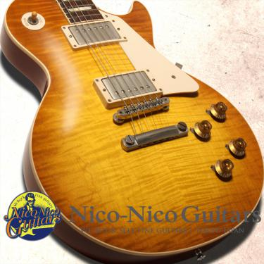 Gibson Custom Shop 2013 Historic 1959 Les Paul VOS Hand Selected (Antique Burst)