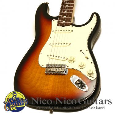 Fender Custom Shop 1995 1960 Stratocaster NOS (Sunburst)