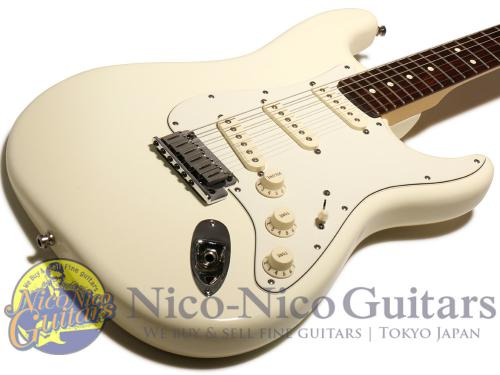 Fender USA 2001 Jeff Beck Stratocaster (Olympic White)
