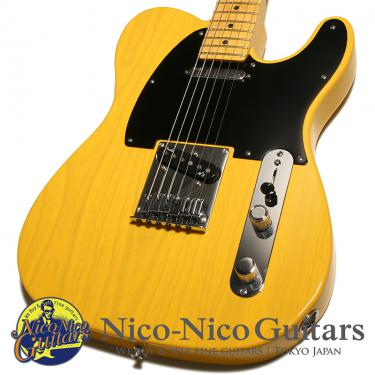 Fender USA 2010 American Deluxe Telecaster N3 Ash (Butterscotch Blonde)