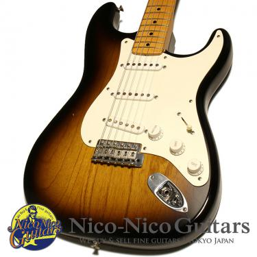 Fender Custom Shop 2004 Masterbuilt 1954 Stratocaster 50th Anniversary Closet Classic by John Cruz (Sunburst)