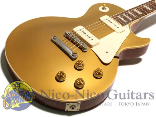 Gibson Custom Shop 2011 Historic 1956 Les Paul VOS (Gold)