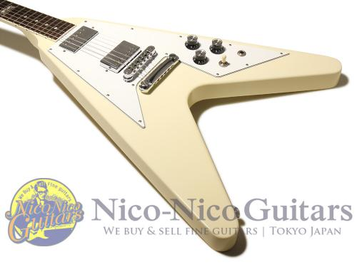 Gibson 2014 Flying V 120th Anniversarry (White)