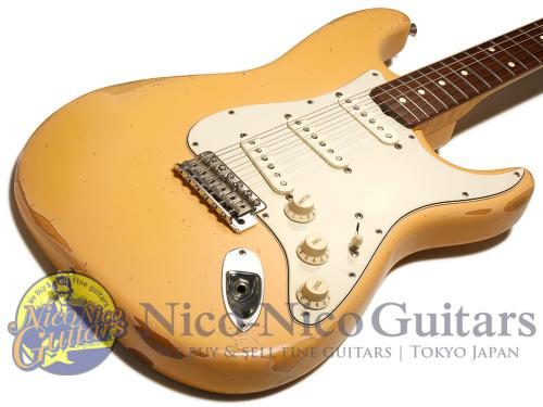 Fender Custom Shop 1996 '60 Stratocaster Relic Mod (Shell Pink)