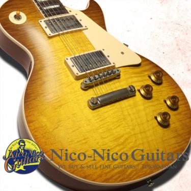Gibson Custom Shop 2018 Historic 1958 Les Paul VOS (Royal Teaburst)