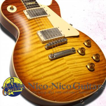 Gibson Custom Shop 2017 Les Paul Standard Figured Top Murphy Painted & Aged A Murphy Masterpiece (Murphy Burst)