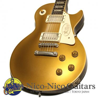Gibson Custom Shop 2010 Historic Collection 1957 Les Paul VOS Dark Back (Gold)