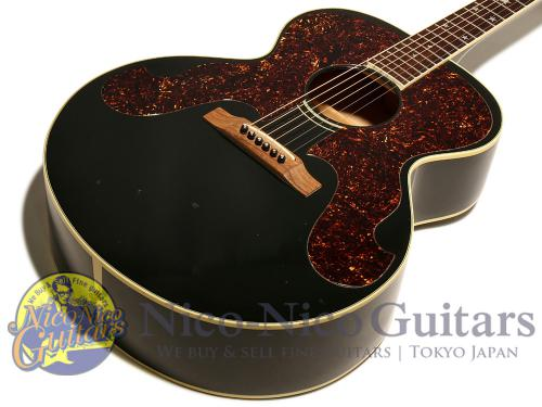 Gibson USA 1990 J-180 Everly Brothers (Ebony Black)