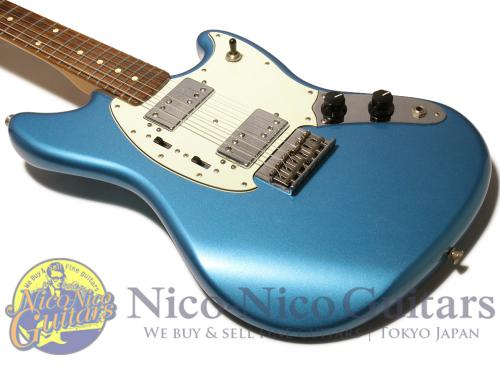 Fender Mexico 2012 Pawn Shop Mustang Special (Lake Placid Blue)