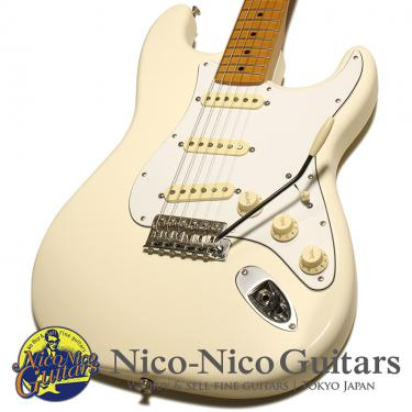 Fender Mexico 2015 Jimi Hendrix Stratocaster (Olympic White)