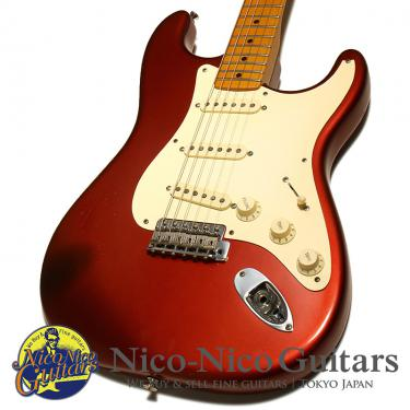 Fender Eric Johnson Stratocaster Mod (Candy Apple Red)