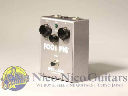 Way Huge Foot Pig Fuzz Original
