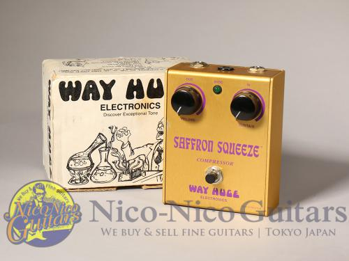 WAY HUGE SAFFRON SQUEEZE Compressor SQ-1